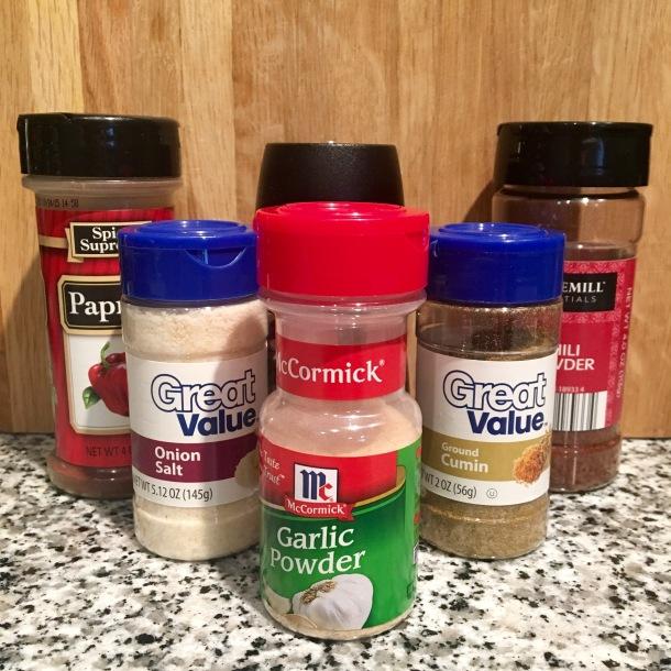 Homemade Taco Seasoning // The Urben Life