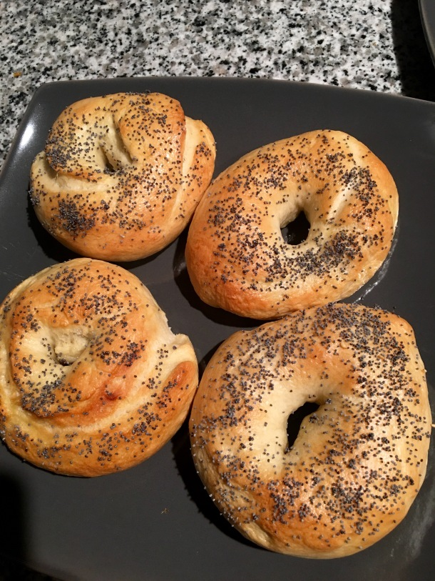 Easy Homemade Bagels // The Urben Life