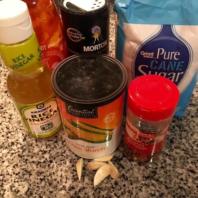 Thai Chili Sauce 1