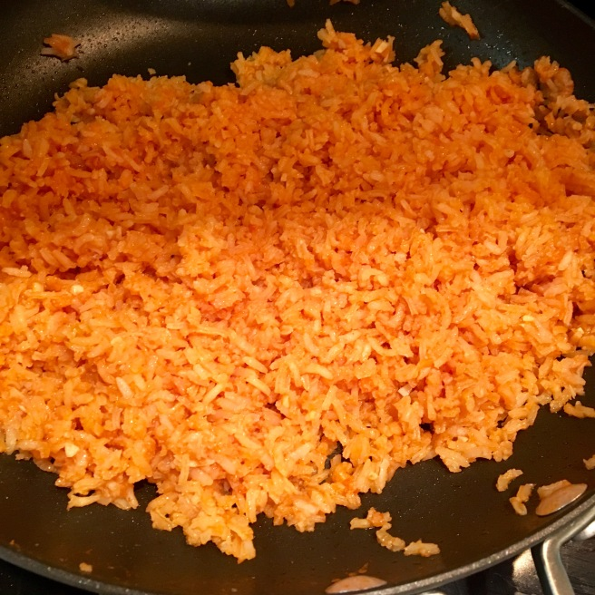 Homemade Taco Rice by The Urben Life Blog