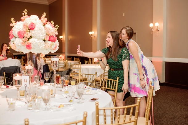 Wedding Guests by Celina Gomez Photography