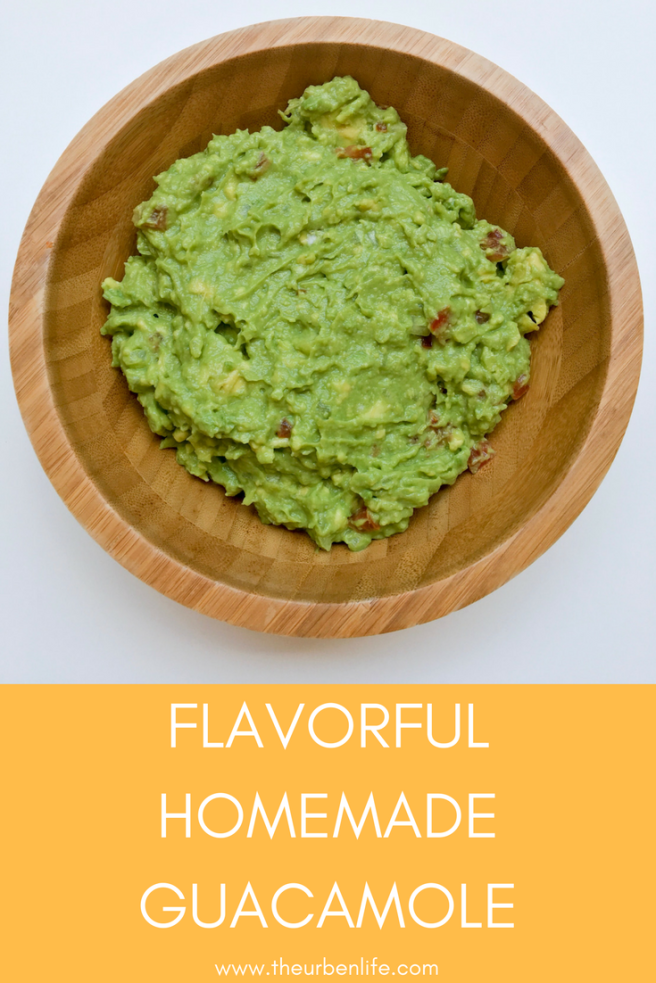 Flavorful Homemade Guacamole by The Urben Life Blog.png
