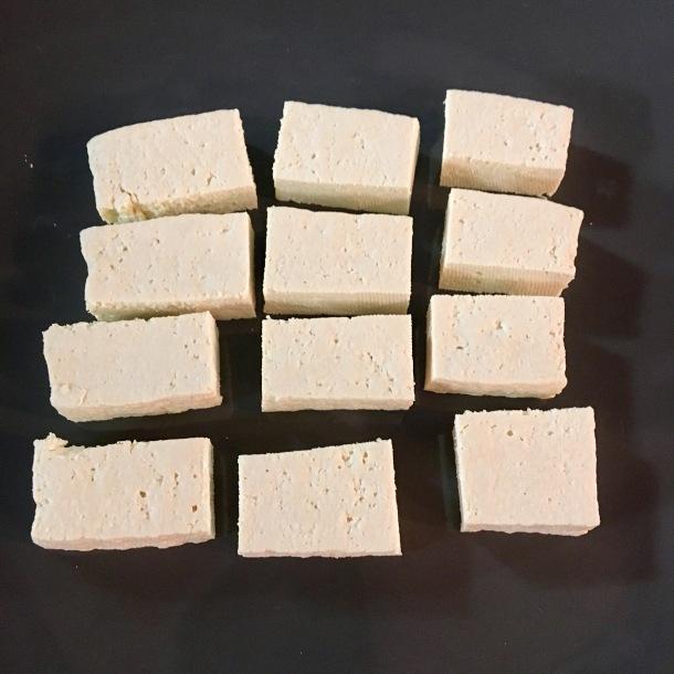 tofu-bites