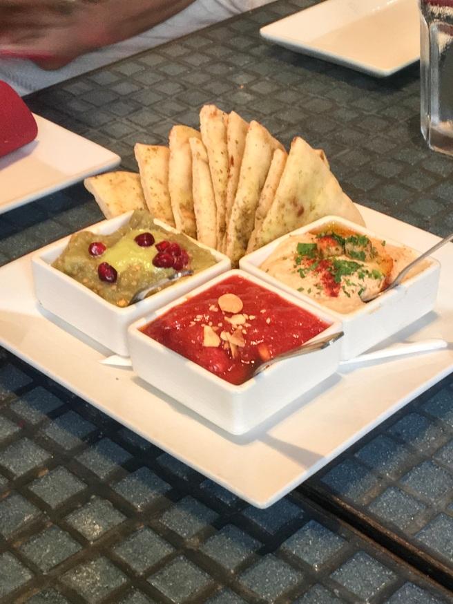 Baboush Food Dallas