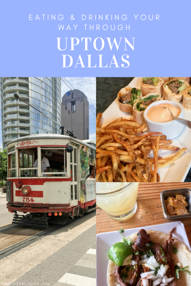 Uptown Dallas Food Tour