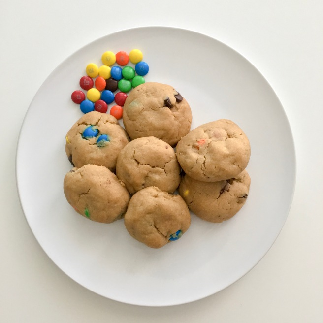 Dairy Free Egg Free Monster Cookie Recipe