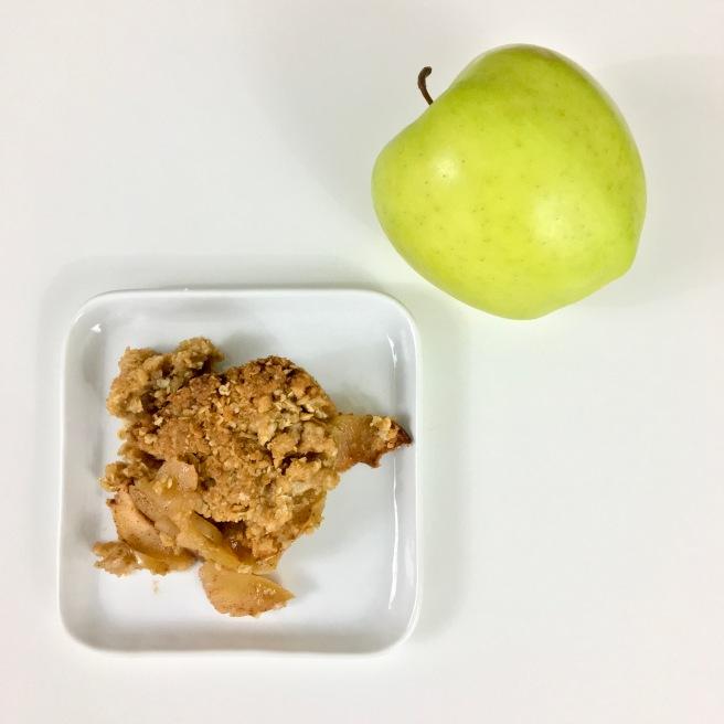 Easy Homemade Apple Crisp