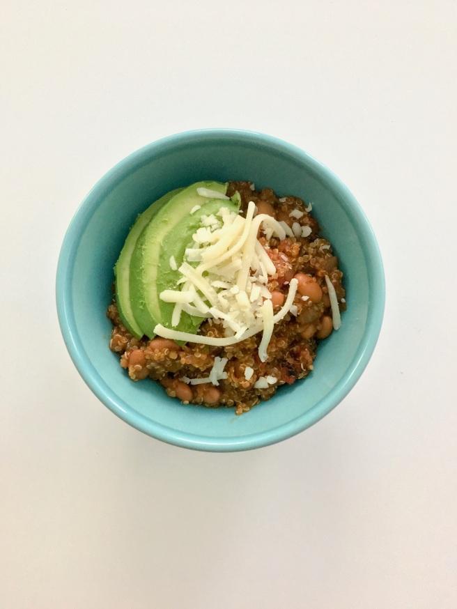 Homemade Taco Quinoa Skillet