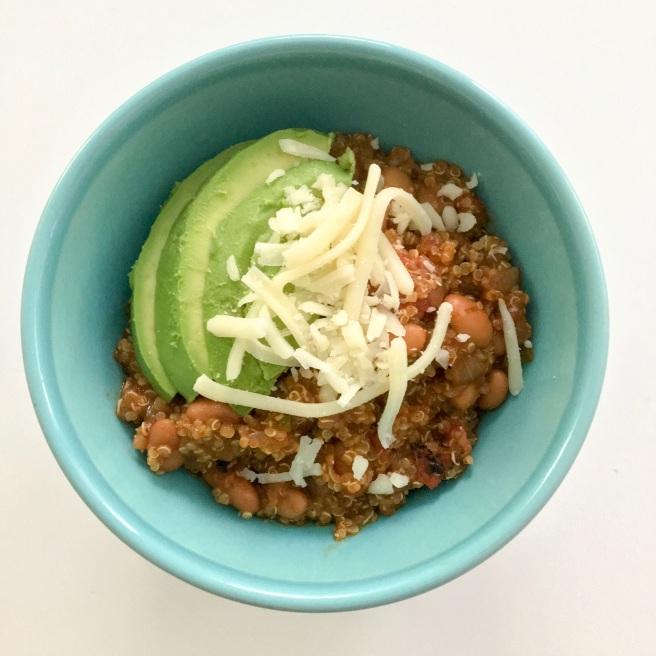 Taco Quinoa Skillet Recipe