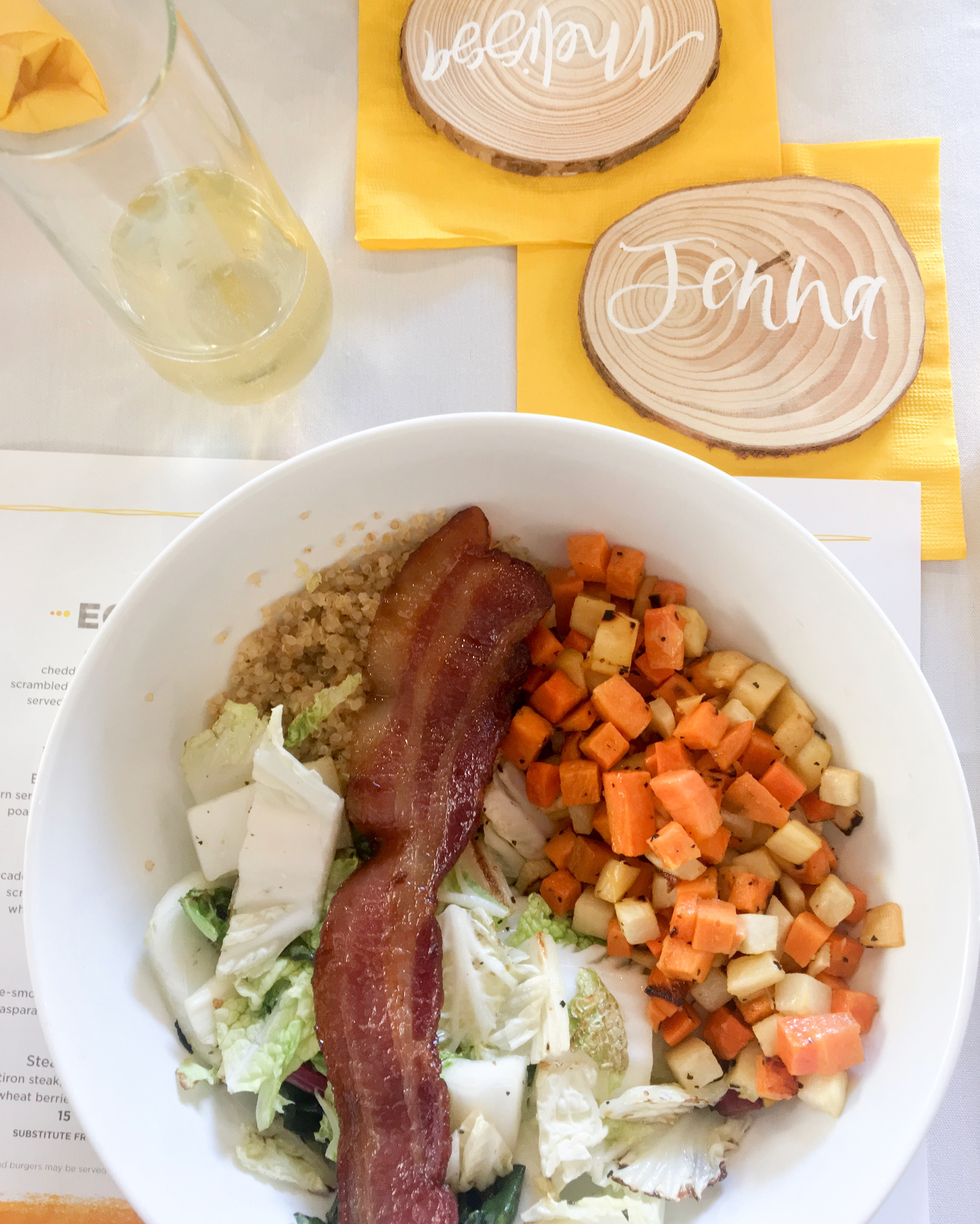 Dallas Blogger Brunch: UP Inspired Kitchen | The Urben Life