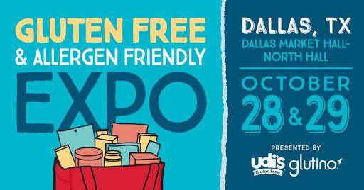 Gluten Free and Allergen Friendly Expo Dallas