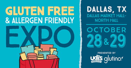 Gluten Free and Allergen Friendly Expo Dallas