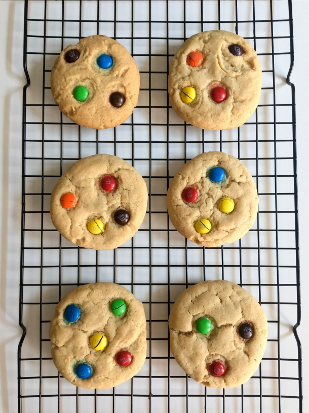 Yummy Allergy Free MM Cookies