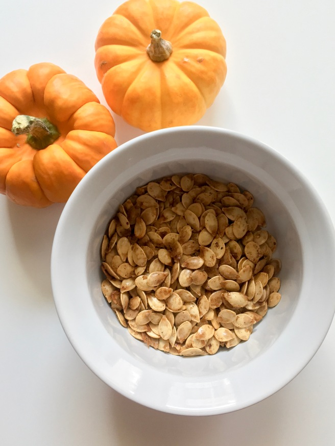 How To Roast Pumpkin Squash Seeds