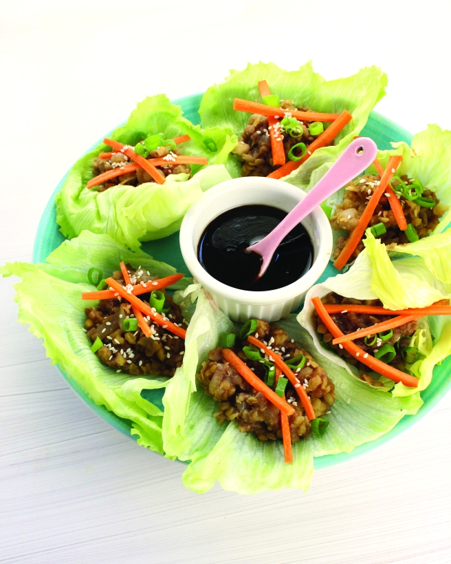 Umami Lettuce Wraps Image