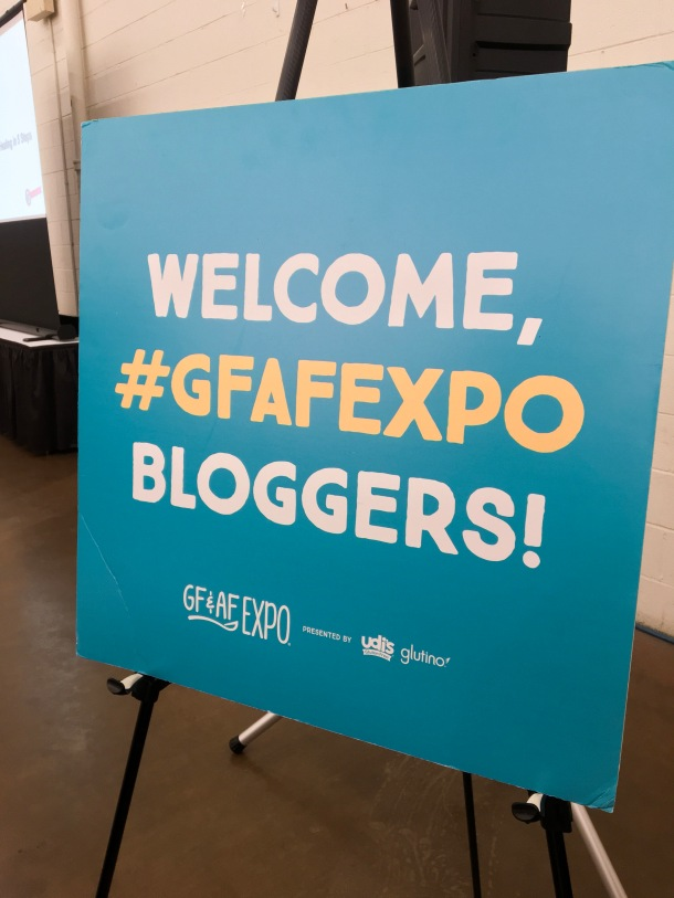 Welcome GFAF Bloggers