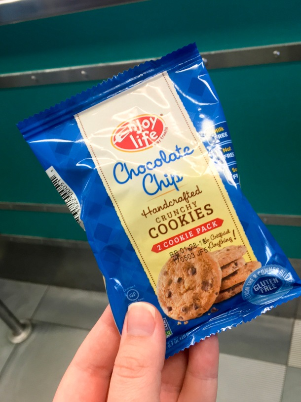 Allergy Friendly Cookies at Disney