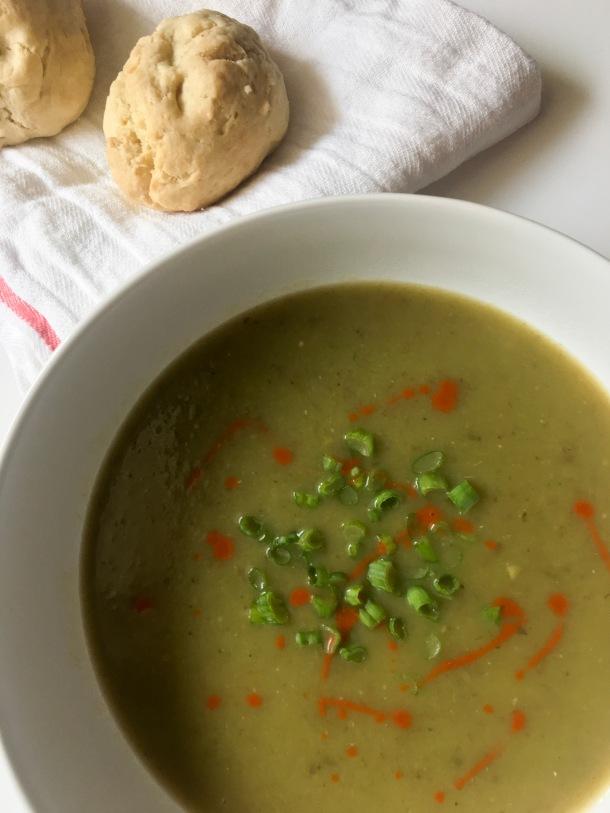 Potato Leek Soup The Urben Life