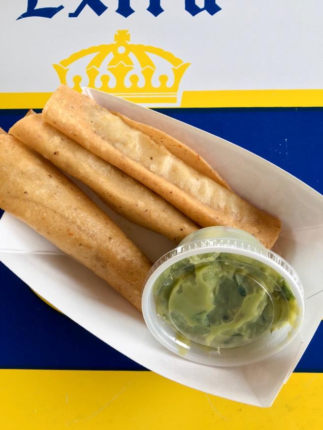 Taco Cabana Flautas