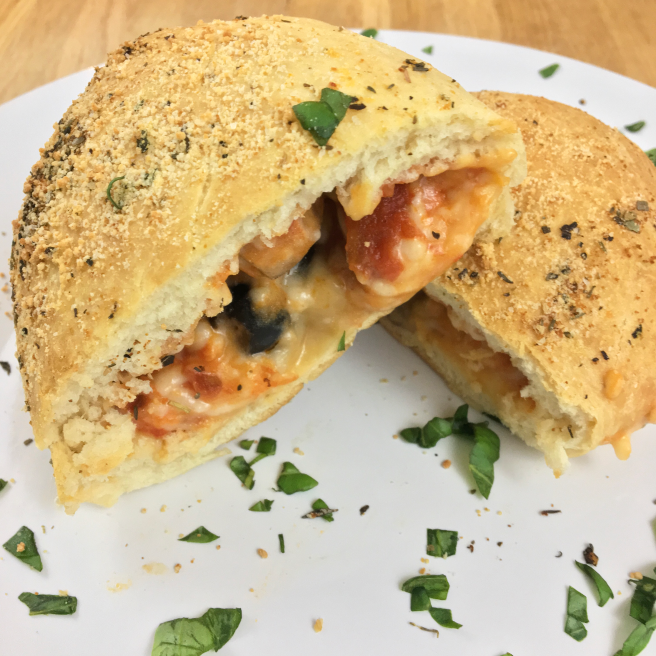Easy Dairy Free Pizza Pocket Recipe