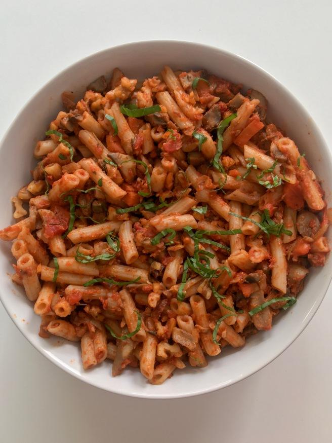 Mushroom Walnut Bolognese.JPG