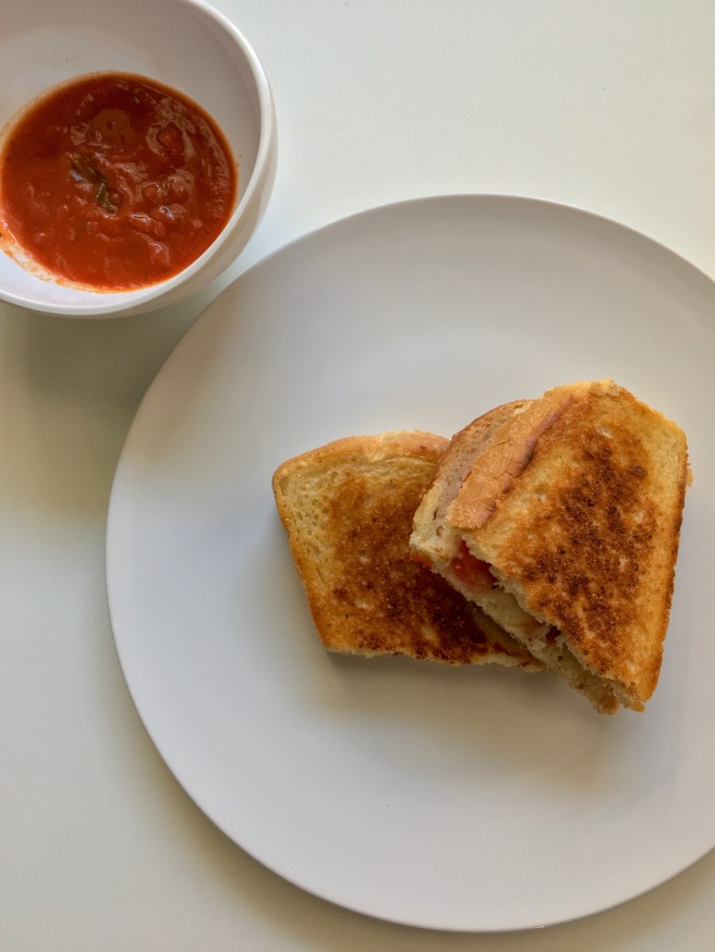 Italian Style Grilled Cheese