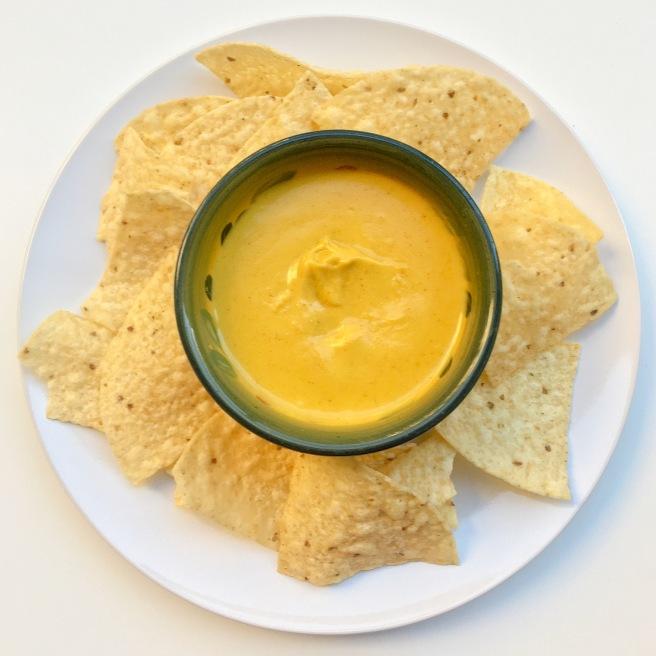 Simple Vegan Cheese Sauce